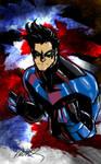Nightwing Ramos My Colors