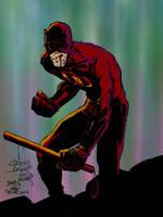 Daredevil by Casey Jones by JamesLeeStone