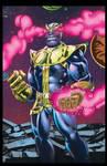 Thanos by JamesLeeStone