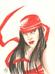 Elektra by JamesLeeStone