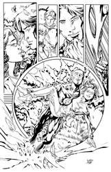 Flash #1 by Ken Lashley
