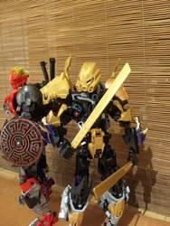 Golden Lion! by alphamayer