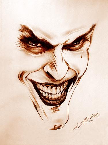 Joker Face By Clickroom On DeviantArt