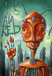 I AM RED by RobotsAreRed