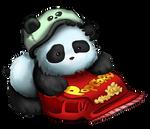 Panda Popcorn