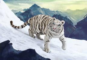 The Splendiferous Snowman Hunter by shellz-art