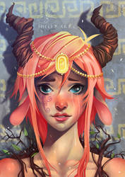 Youtube | Fawn Princess by shellz-art