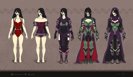 Leaenna Concepts by shellz-art