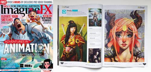 ImagineFX | Issue 165 by shellz-art