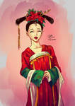 Xiuying by shellz-art