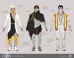 JAGS RPG   Narcissus Concepts by shellz-art