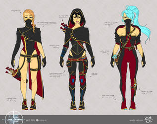 JAGS RPG | Echo Concepts by shellz-art