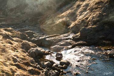 waterfall by marchefkowy-potfor