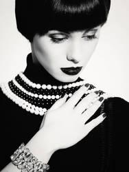 Noir by Model-TiffanyBlack