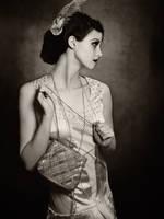 Flapper Girl by Model-TiffanyBlack