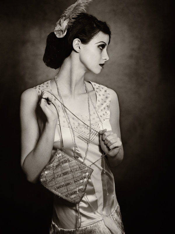 How to Recreate The Great Gatsby 1920s Look ‹ Secret ...