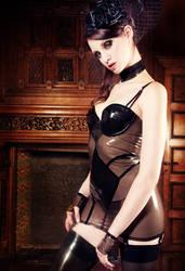 saturate by Model-TiffanyBlack