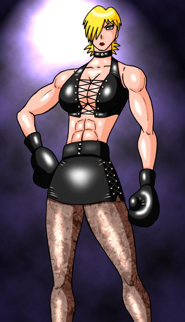 Missy - Alternate Costume by yamazaki42