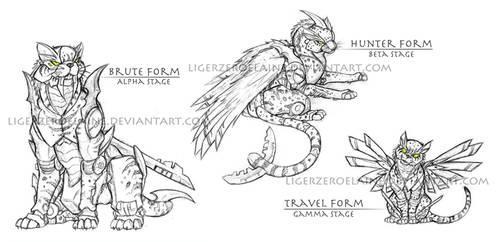 Hekili Transformations by LigerZeroElaine
