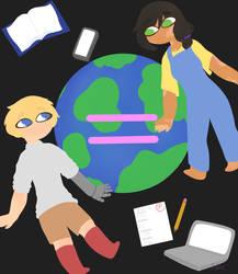 Digital Equality [art contest]