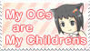 My OCs are My Childrens by KoyLiang