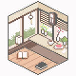 Pixel Room A by KoyLiang