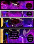 Undertale: entering the void page 69 by ArtRobyn98