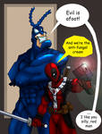 The Tick and Deadpool