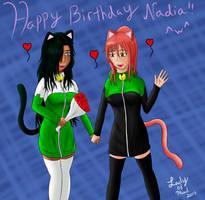 Happy Birthday Nadia :3