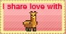 I Share Love With Llamas by Tenshi-mai