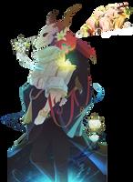 [Render #17] Mahou Tsukai no Yome by nych16