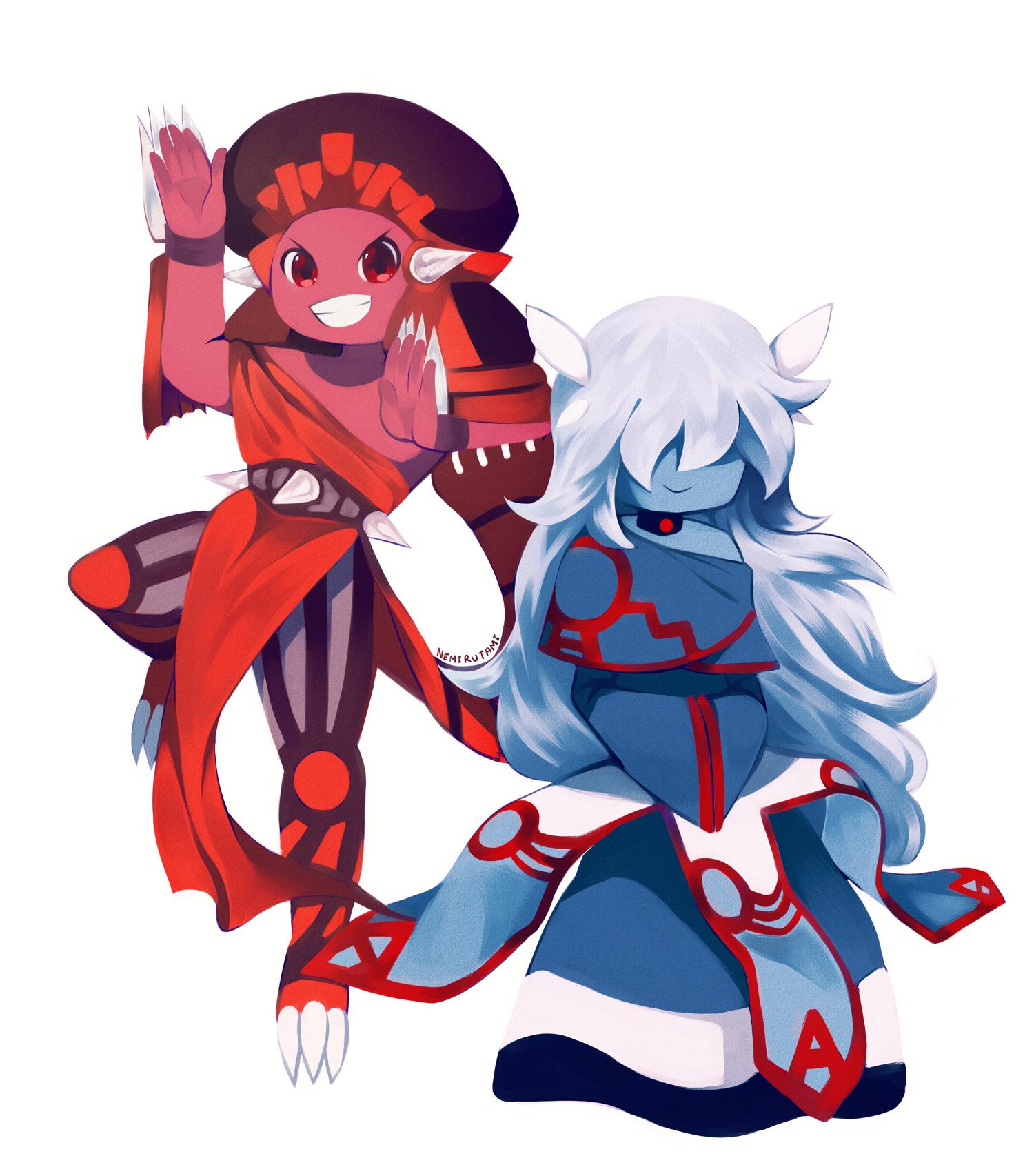 SU: Pokemon Ruby and Sapphire by NemiruTami on DeviantArt