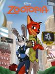 Zootopia redesign poster