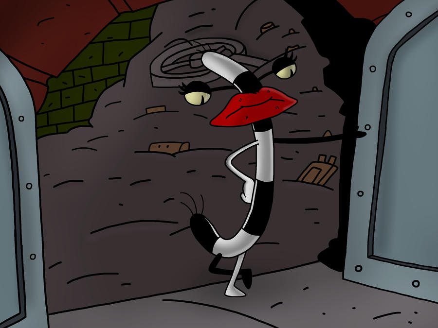 aaahh real monsters ickis #8