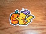 Halloween Pikachu