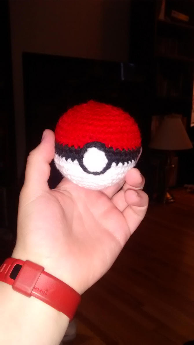 Pokeball by Searaph