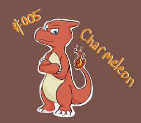 005 - Charmeleon