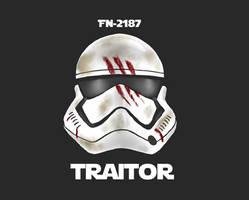 Traitor by nicksfury