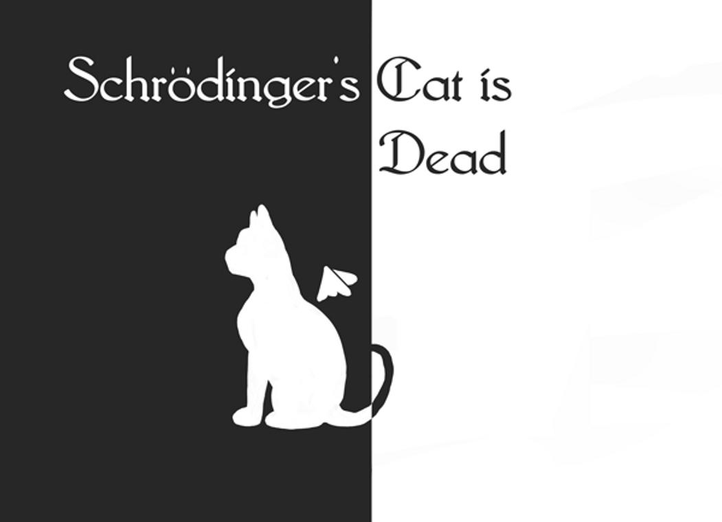 Schrodinger's cat (.gif) by nicksfury on DeviantArt
