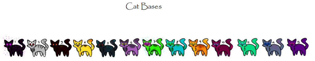 10 Point Cat Adopts {Open} [12/13] by Techno-Drawer