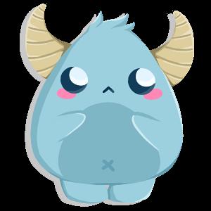 Kawaii Monster by Manammi