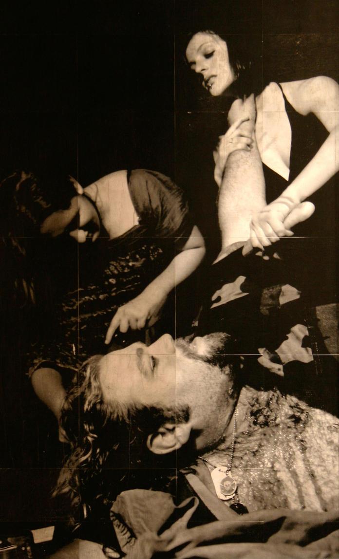 Judith Beheading Holofernes by BLSingleton on DeviantArt