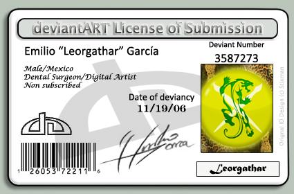 Leorgathar's Profile Picture
