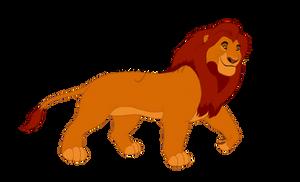 Mufasa by Leorgathar