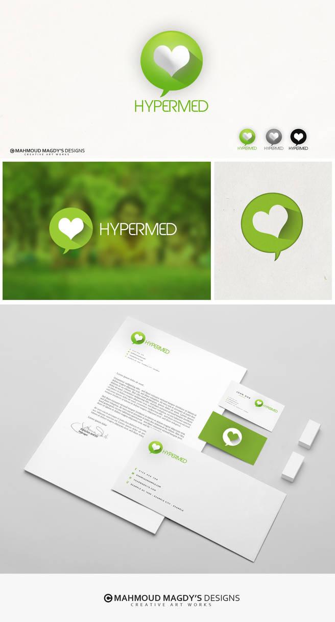 Hypermed logo by 7oooda