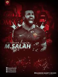 Mohamed Salah Design by 7oooda