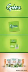 Green tea by 7oooda