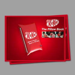 Kit Kat Advertising by 7oooda