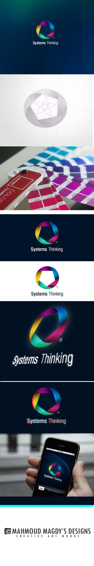 Systems thinking logo by 7oooda