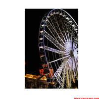 Belfast Wheel by ariimage